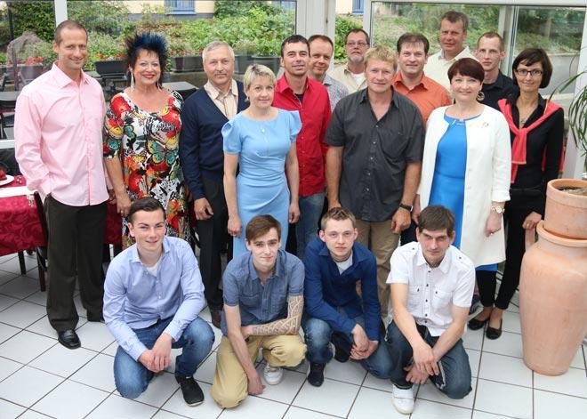Fliesen & Bäder FLohr - Team